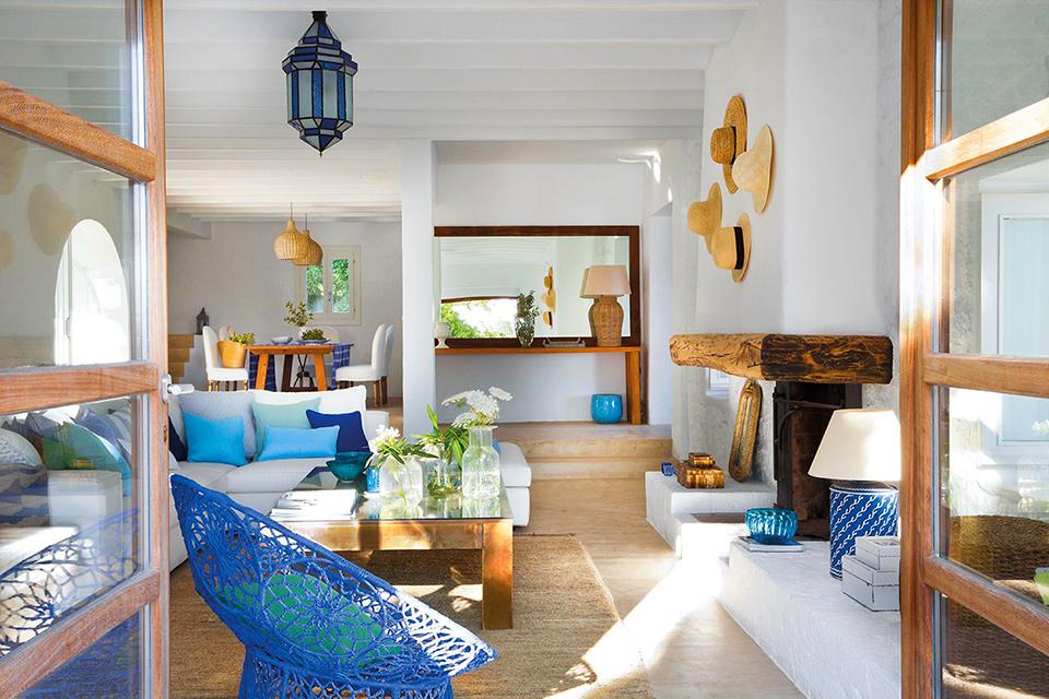 Дизайн в средиземноморском стиле